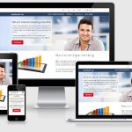 What is the price of a responsive Website for a Business?