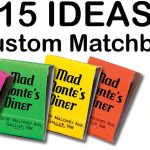 3 Big Ways Matchbooks Can Be Used for Marketing